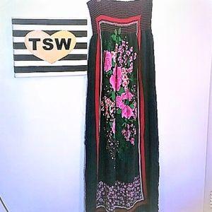Misome long  summery dress large